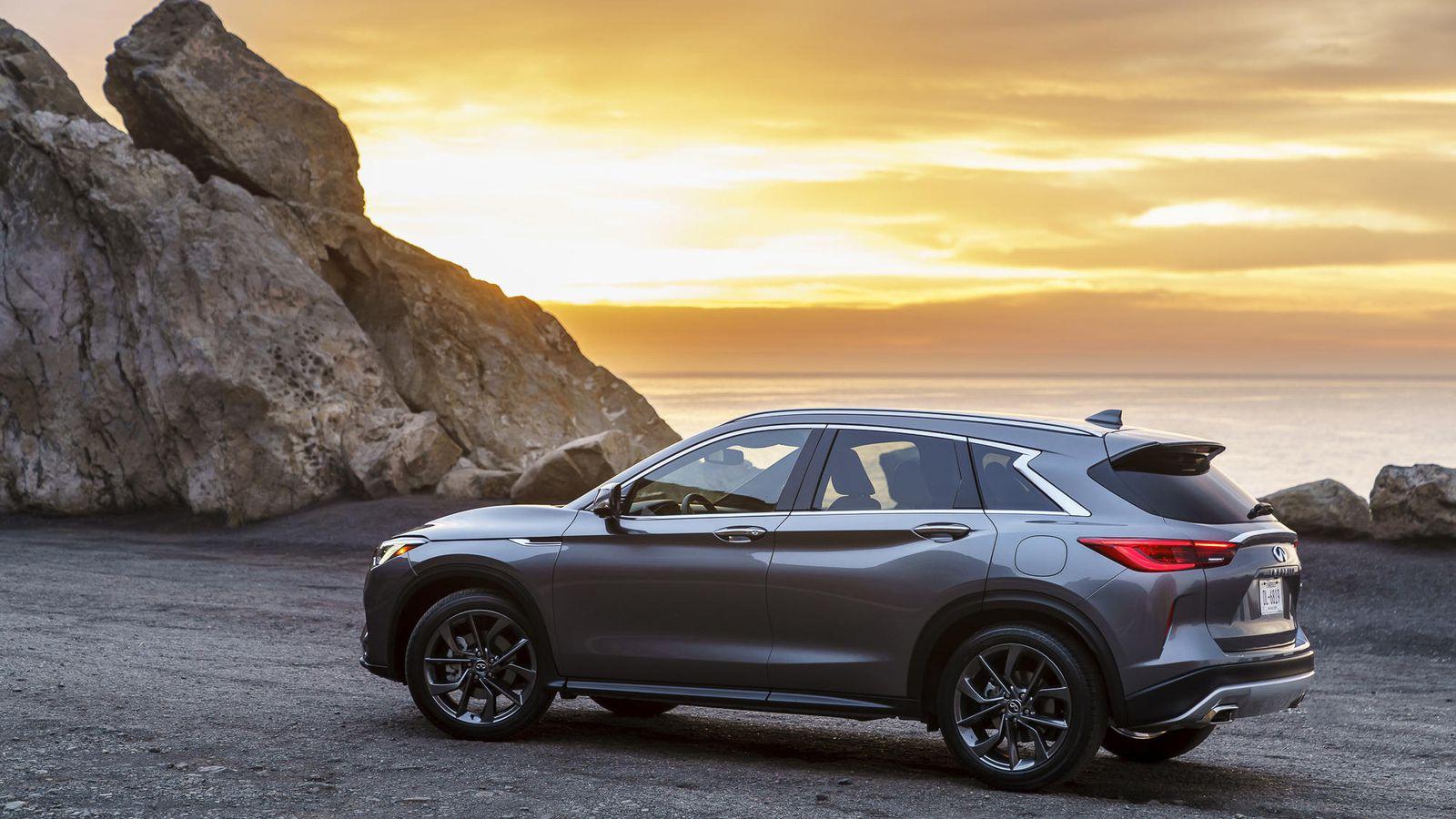 Infiniti veut marquer 2019 avec son SUV haut de gamme QX50